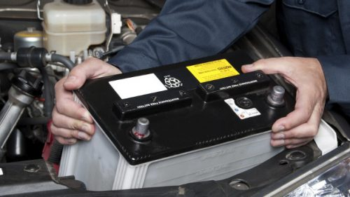 Vehicles are the biggest single market for lead acid batteries
