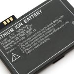 A lithium ion battery