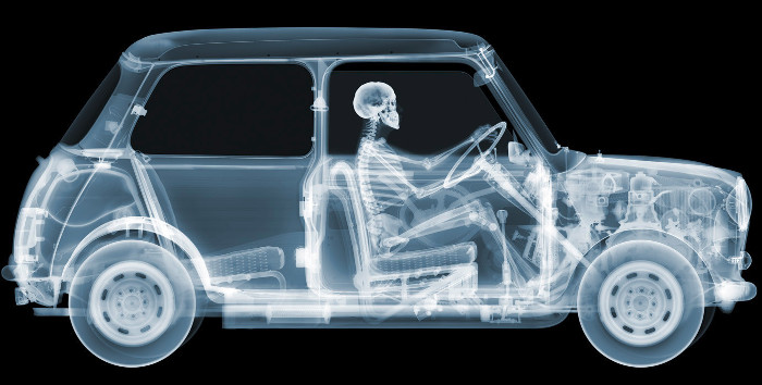 Five Stunning Uses For X-rays Outside Of Hospitals