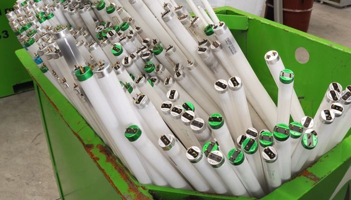 Four Easy Steps To Recycling Fluorescent Bulbs And Lighting
