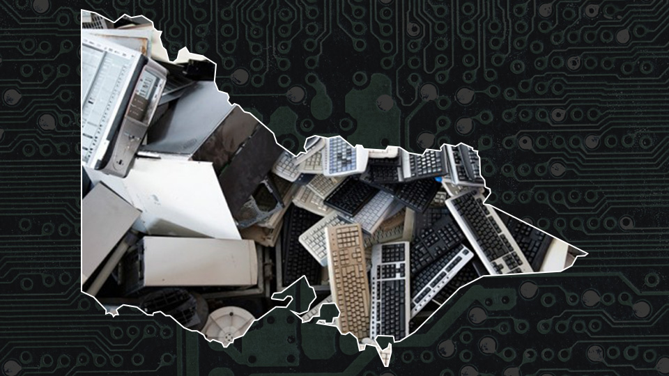 A Victorian Ban on E-Waste Being Sent To Landfill Is Coming