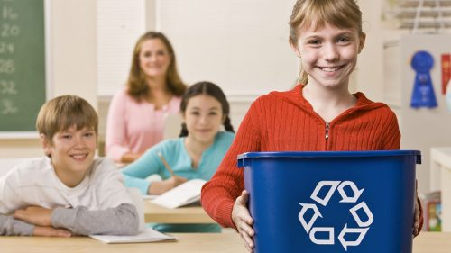 What Can Schools Recycle?