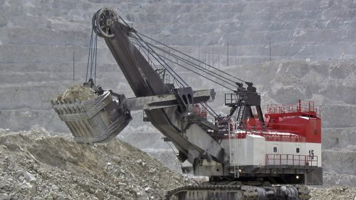 Mining companies can recycle