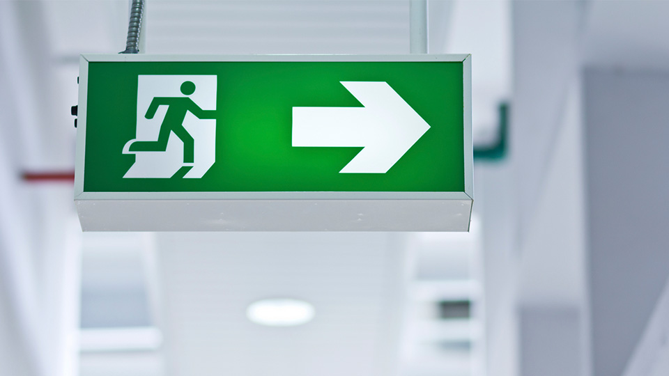 How EXITCYCLE And Ecocycle Are Recycling Batteries From Building Exit Signs