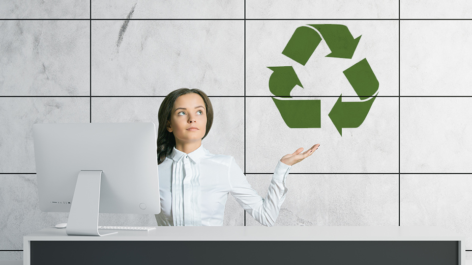 Why Receptionists Hold The Power To Drive Recycling Initiatives In Australian Businesses