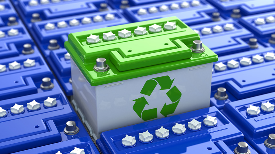 How CMA Ecocycle Collects And Transports Batteries