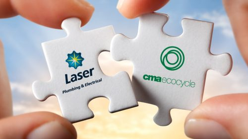 Laser Group And CMA Ecocycle Switch On Lighting Recycling Partnership