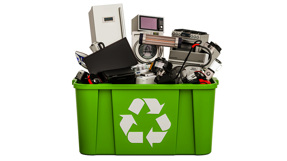 How your workplace can run its own e-waste recycling scheme