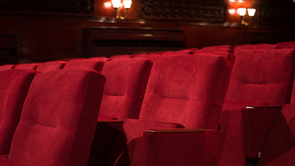 What can cinemas recycle?