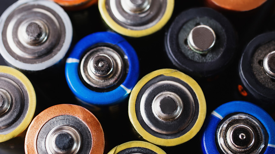 Ecocycle charges ahead with battery recycling