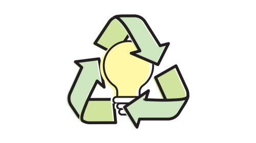 CMA Ecocycle provides certificates for lighting recycling