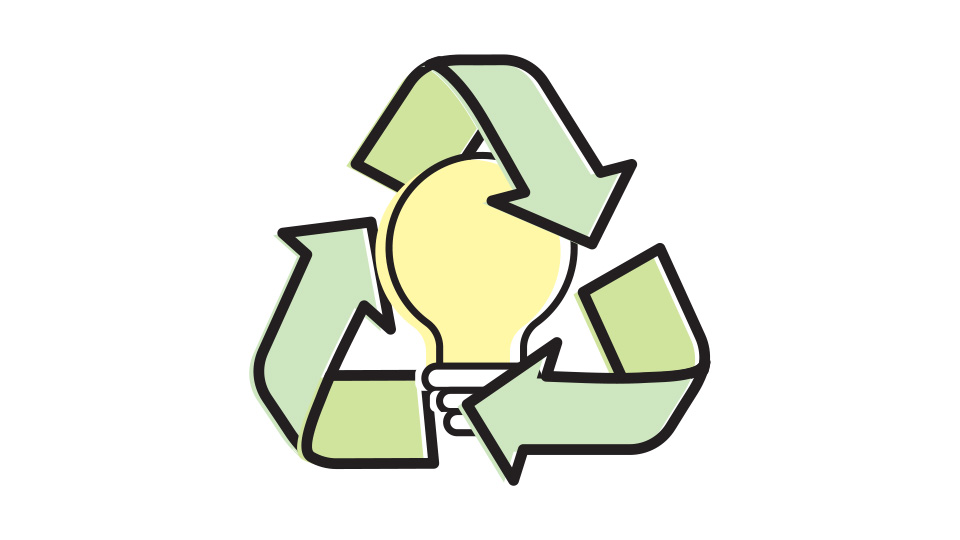 Ecocycle provides certificates for lighting recycling