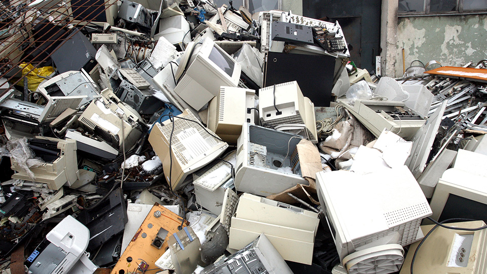 GPS trackers reveal Australian e-waste is being sent to developing countries