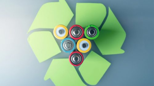How a workplace battery recycling program can save your business money