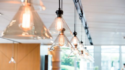How a workplace lighting recycling program can save your business money