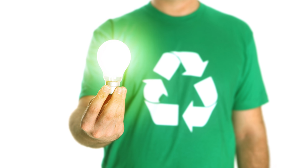 5 benefits of recycling lighting