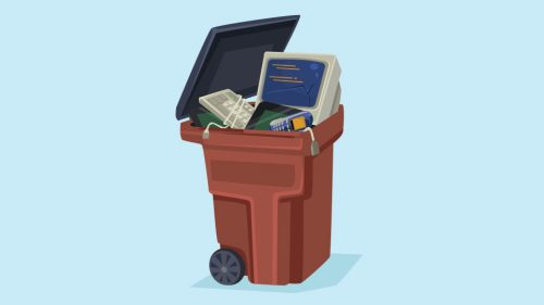How a workplace e-waste recycling program can save your business money