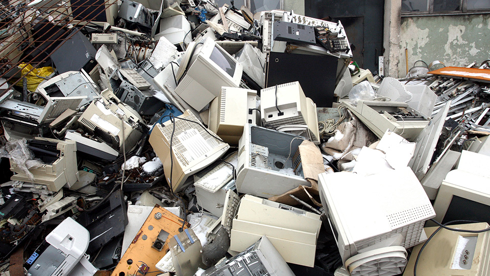 UN World Economic Forum and partners come together to address e-waste challenges