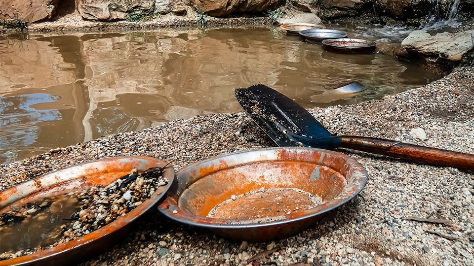 Illegal gold mining in Peru results in devastating environmental impacts