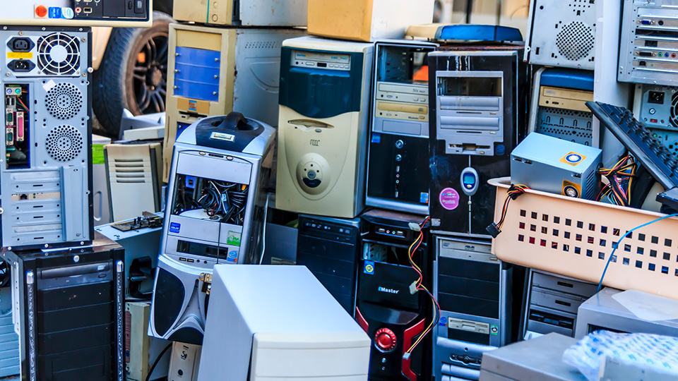 Victorian electronic waste (e-waste) ban in full swing