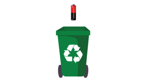 Are batteries recyclable?