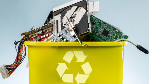 Why do we recycle e-waste?