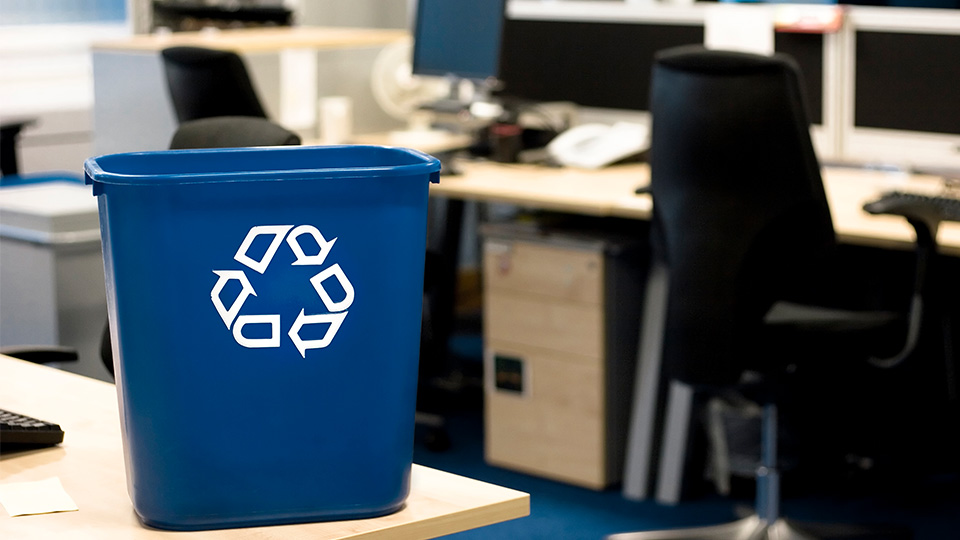 This is how recycling can save your business money