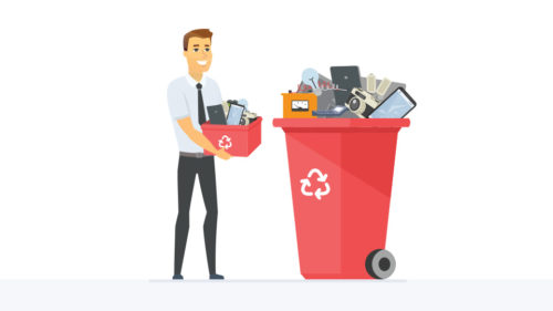 International E-waste Day aims to boost awareness of recycling electronics