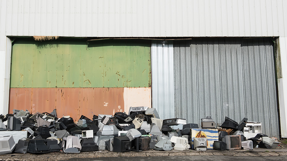 Six months on, how is Victoria's e-waste ban faring