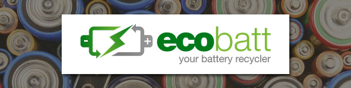 Ecobatt - your battery recycler